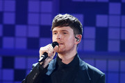 James Blake performs onstage during the 61st Annual GRAMMY Awards at Staples Center on February 10, 2019 in Los Angeles, California.