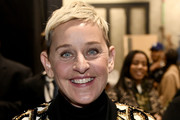 Ellen DeGeneres attends the 62nd Annual GRAMMY Awards at STAPLES Center on January 26, 2020 in Los Angeles, California.