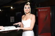 Dua Lipa is seen at the GRAMMY Charities Signings during the 62nd Annual GRAMMY Awards at STAPLES Center on January 26, 2020 in Los Angeles, California.