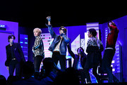 BTS  performs onstage during the 62nd Annual GRAMMY Awards at STAPLES Center on January 26, 2020 in Los Angeles, California.