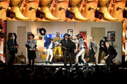 Billy Ray Cyrus, Lil Nas X, and BTS perform onstage during the 62nd Annual GRAMMY Awards at STAPLES Center on January 26, 2020 in Los Angeles, California.