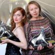 Lotte Verbeek and Urszula Antoniak Photos
