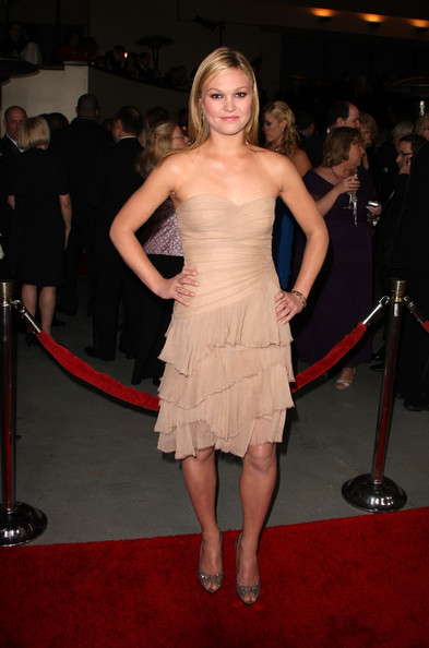 Actress Julia Stiles arrives at the 63rd Annual Directors Guild Of America Awards held at the Grand Ballroom at Hollywood & Highland on January 29, 2011 in Hollywood, California.