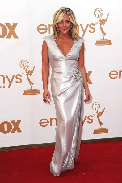 Actress Jane Krakowski arrives at the 63rd Annual Primetime Emmy Awards held at Nokia Theatre L.A. LIVE on September 18, 2011 in Los Angeles, California.