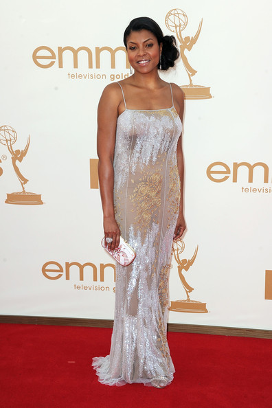 Actress Taraji P. Henson arrives at the 63rd Annual Primetime Emmy Awards held at Nokia Theatre L.A. LIVE on September 18, 2011 in Los Angeles, California.