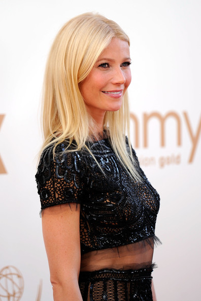 Actress Gwyneth Paltrow arrives at the 63rd Annual Primetime Emmy Awards held at Nokia Theatre L.A. LIVE on September 18, 2011 in Los Angeles, California.