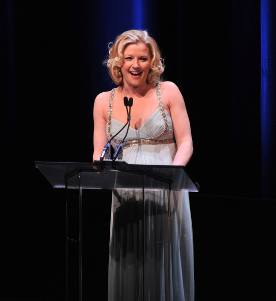 Actress Gretchen Mol attends the 63rd annual Writers Guild Awards at the AXA Equitable Center on February 5, 2011 in New York, United States.
