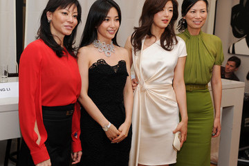 "Gianna Jun 64th Annual Cannes Film Festival - ""Snow Flower and the Secret Fan"" Luncheon"