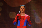 Host Sean Hayes performs onstage during the 64th Annual Tony Awards at Radio City Music Hall on June 13, 2010 in New York City.