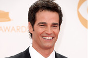TV host  Rob Marciano arrives at the 65th Annual Primetime Emmy Awards held at Nokia Theatre L.A. Live on September 22, 2013 in Los Angeles, California.