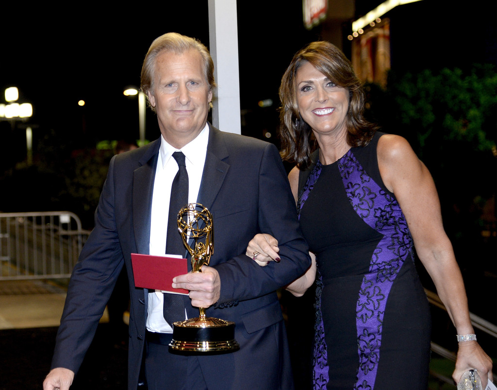 jeff daniels photos photos stars at the governors ball