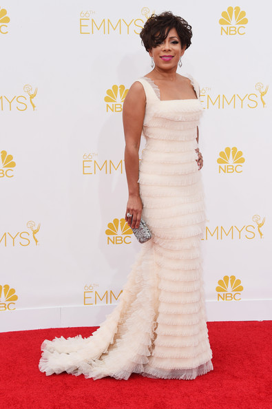 Actress Selenis Leyva attends the 66th Annual Primetime Emmy Awards held at Nokia Theatre L.A. Live on August 25, 2014 in Los Angeles, California.