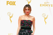 TV personality Keltie Knight attends the 67th Annual Primetime Emmy Awards at Microsoft Theater on September 20, 2015 in Los Angeles, California.