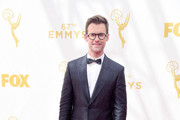 Television personality Brad Goreski attends the 67th Annual Primetime Emmy Awards at Microsoft Theater on September 20, 2015 in Los Angeles, California.