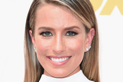TV personality Renee Bargh attends the 67th Annual Primetime Emmy Awards at Microsoft Theater on September 20, 2015 in Los Angeles, California.