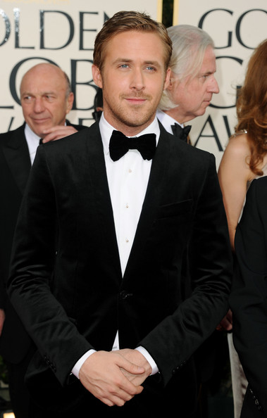 Actor Ryan Gosling arrives at the 68th Annual Golden Globe Awards held at The Beverly Hilton hotel on January 16, 2011 in Beverly Hills, California.