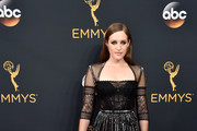 Carly Chaikin - The Best Looks from the 2016 Emmy Awards