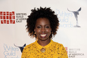 Adepero Oduye attends the 68th Annual Writers Guild Awards at Edison Ballroom on February 13, 2016 in New York City.