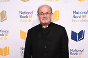 Salman Rushdie Photos Photo