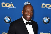 Director John Singleton arrives for the 69th Annual Directors Guild Awards (DGA), February 4, 2017 in Beverly Hills, California. / AFP / Mark Ralston
