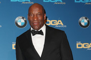 Director John Singleton poses in the press room during the 69th Annual Directors Guild of America Awards at The Beverly Hilton Hotel on February 4, 2017 in Beverly Hills, California.