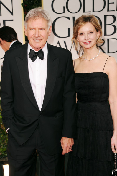 Harrison Ford and Calista Flockhart: 22 Years Apart - The Hollywood
