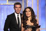 Salma Hayek Antonio Banderas Photos Photo