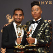 Aziz Ansari Lena Waithe Photos - 1 of 60