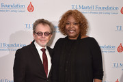 Paul Williams and honoree Robin Quivers attend the 6th Annual Women Of Influence Awards at The Plaza Hotel on May 11, 2018 in New York City.