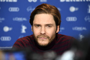 '7 Days in Entebbe' Press Conference - 68th Berlinale International Film Festival