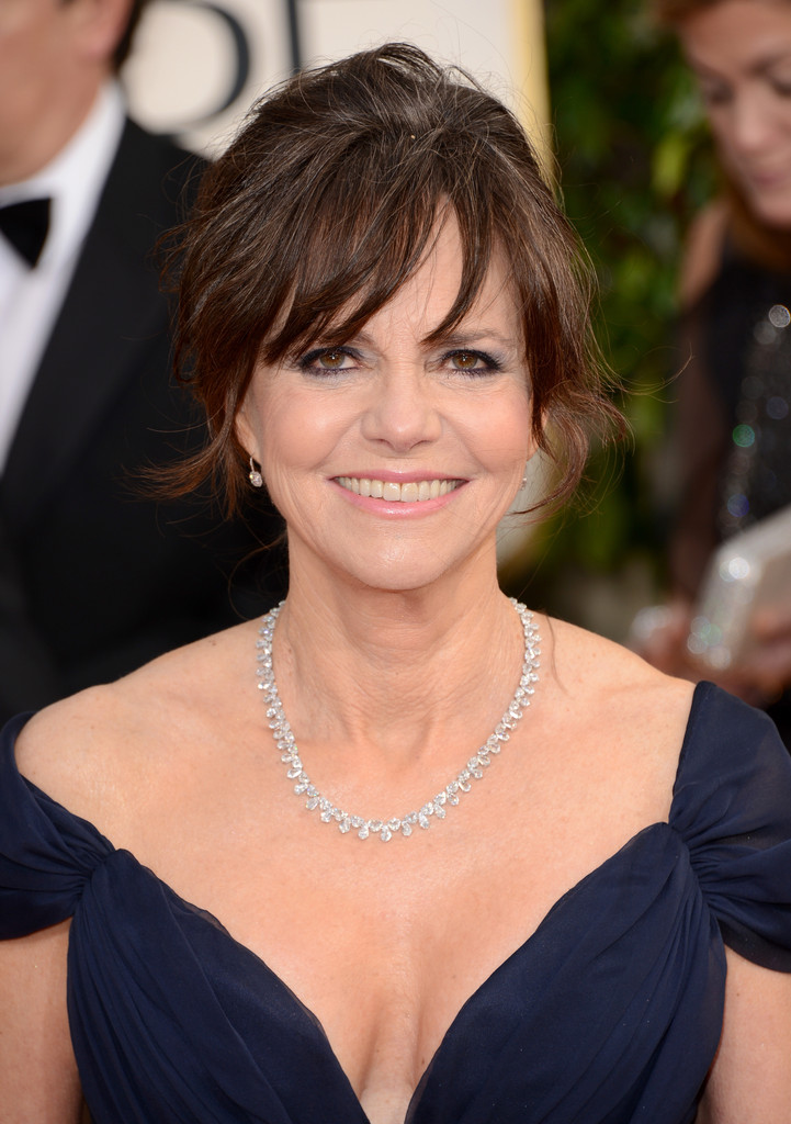 Sally Field In 70th Annual Golden Globe Awards Arrivals