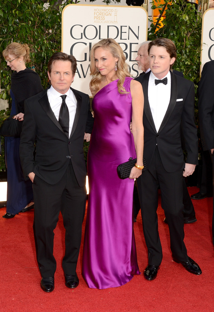 R Fox And Sons Michael J. Fox's Son: ...