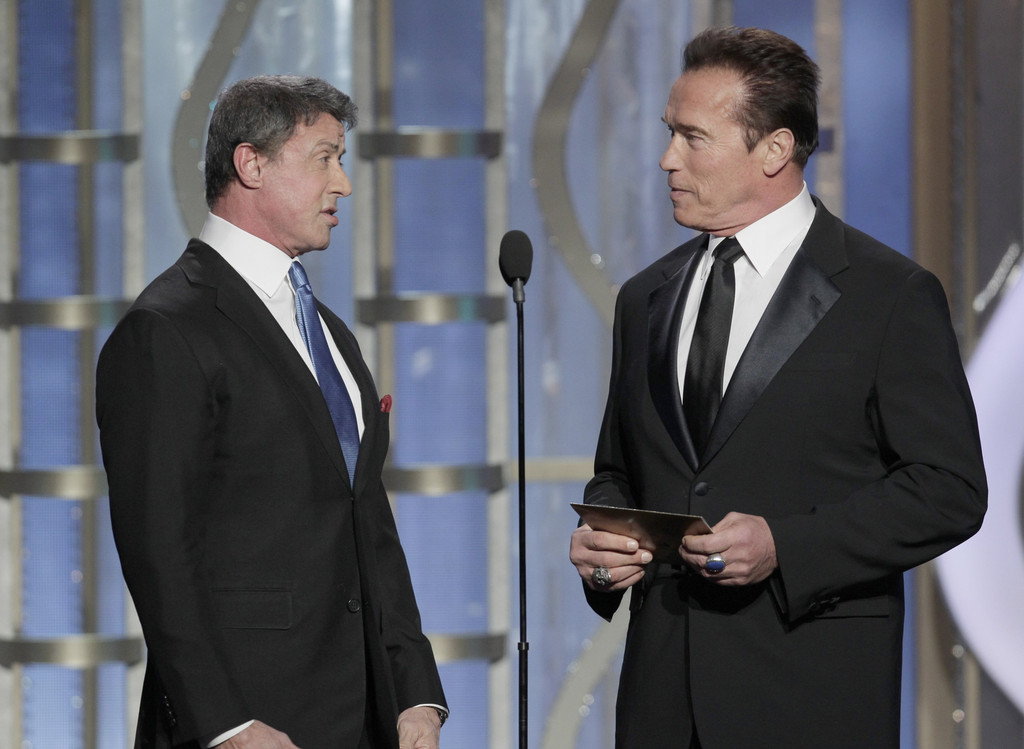 ¿Cuánto mide Arnold Schwarzenegger? - Altura - Real height - Página 2 70th+Annual+Golden+Globe+Awards+Show+YIM1I-1zJgnx