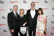 Joel Towers (L) and Kay Unger (R) attend the 70th Annual Parsons Benefit on May 21, 2018 in New York City.