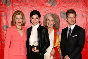 (L to R) Christine Baranski, Julianna Margulies, Mary Beth Peil and Matt Czuchry attend the 70th Annual Peabody Awards at The Waldorf-Astoria on May 23, 2011 in New York City.