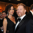 Minnie Driver and Ryan Kavanaugh (Most likely dating.)