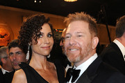 Minnie Driver and Ryan Kavanaugh (Most likely dating.) - The Hottest Couples at the 2014 Golden Globes