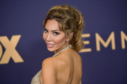 Farrah Abraham attends the 71st Emmy Awards at Microsoft Theater on September 22, 2019 in Los Angeles, California.