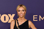 Giuliana Rancic attends the 71st Emmy Awards at Microsoft Theater on September 22, 2019 in Los Angeles, California.