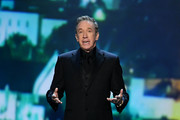 Tim Allen speaks onstage during the 71st Emmy Awards at Microsoft Theater on September 22, 2019 in Los Angeles, California.
