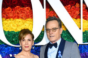 Bryan Cranston and Robin Dearden attend the 73rd Annual Tony Awards at Radio City Music Hall on June 09, 2019 in New York City.
