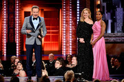 Bryan Cranston accepts the Best Performance by an Actor in a Leading Role in a Play for Network onstage during the 2019 Tony Awards at Radio City Music Hall on June 9, 2019 in New York City.