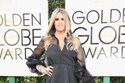 Tiziana Rocca - All the Stunning Looks from the 2017 Golden Globes