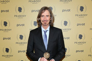 Actor Ray McKinnon poses with his award at The 74th Annual Peabody Awards Ceremony at Cipriani Wall Street on May 31, 2015 in New York City.