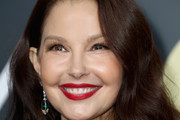 Ashley Judd attends The 75th Annual Golden Globe Awards at The Beverly Hilton Hotel on January 7, 2018 in Beverly Hills, California.