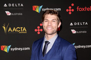 Liam McIntyre attends the 7th AACTA International Awards at Avalon Hollywood in Los Angeles on January 5, 2018 in Hollywood, California.