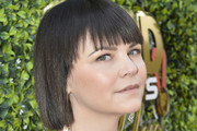 Ginnifer Goodwin arrives at the 7th Annual Gold Meets Golden at Virginia Robinson Gardens and Estate on January 04, 2020 in Los Angeles, California.