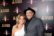 Kathie Lee Gifford and guest attend the 7th Annual K-LOVE Fan Awards at The Grand Ole Opry House on June 2, 2019 in Nashville, Tennessee.