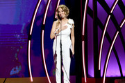 Kathie Lee Gifford speaks onstage during the 7th Annual K-LOVE Fan Awards at The Grand Ole Opry House on June 2, 2019 in Nashville, Tennessee.