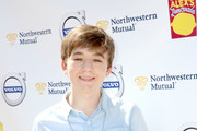 Actor Benjamin Stockham attends the 7th annual L.A. Loves Alex's Lemonade at UCLA on September 10, 2016 in Los Angeles, California.